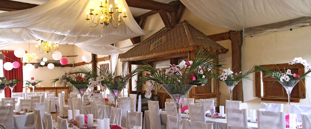 Votre salle de réception de Mariage au coeur dun domaine de charme ...